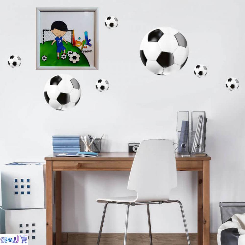 تابلوی پسرانه طرح فوتبال
